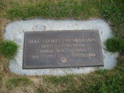 James Mack Henderson