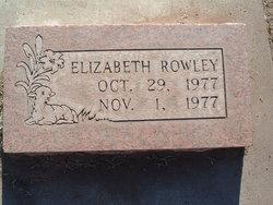 "Elizabeth ""Lessie"" Rowley"