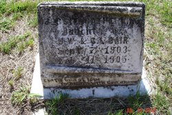 Jessie Catherine Bair