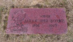 "Alexander ""Alex"" Borris"