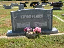 Mavanee <I>Crouch</I> Crossley