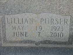 Lillian <I>Purser</I> Blair