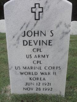 John Sylvester Devine