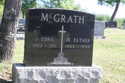 Mary Esther <I>Kitts</I> McGrath