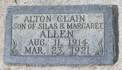 Alton Clain Allen