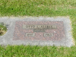 Otto Luther Allbee