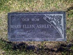 Mary Ellen <I>McKiernan</I> Ashley