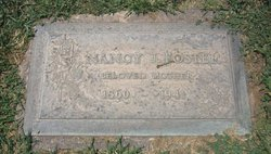 Nancy Jane <I>Jackson</I> Foster