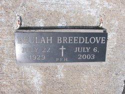 Beulah Breedlove