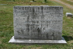 Seviah E. <I>Rogers</I> Young