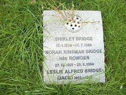 Norah Kinsman <I>Rowden</I> Bridge