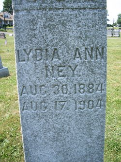 Lydia Ann Ney