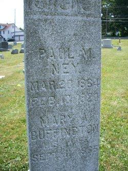 Mary A <I>Buffington</I> Ney