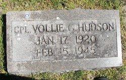 CPL Vollie Chester Hudson
