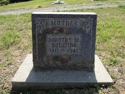 Dorothy M. Boulting
