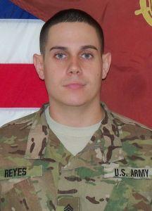 Sgt Jose J. Reyes