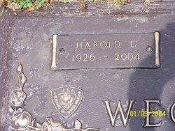 Harold L Weckerlin