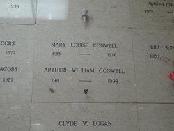 Mary Louise <I>Tinder</I> Conwell