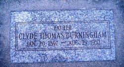 Clyde Thomas Burningham