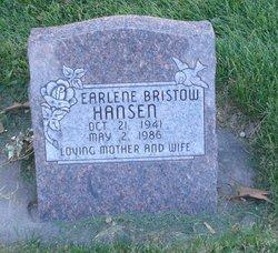 Earlene <I>Bristow</I> Hansen