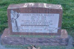 Shaun Patrick Hansen