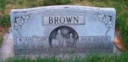 Melba Irene <I>Clark</I> Brown