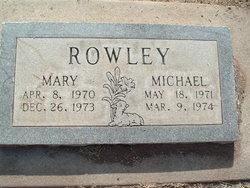 Mary Rowley