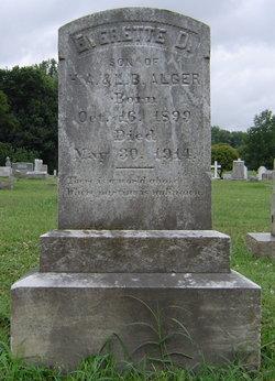 Everette D Alger