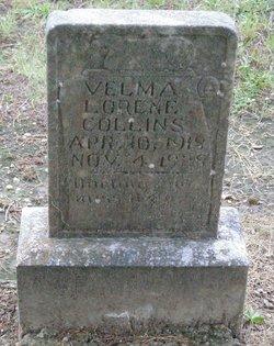 Velma Lorene Collins