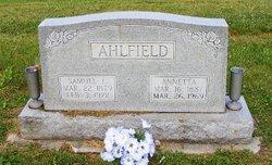 Samuel Lee Ahlfield