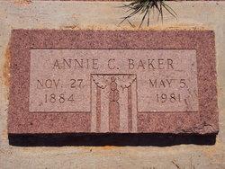 Annie Ella <I>Cummings</I> Baker