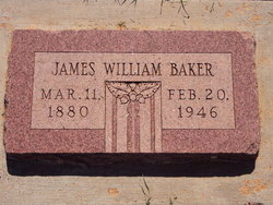 "James William ""will"" Baker"