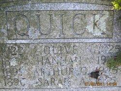 Arthur G. Quick