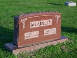 Samuel K McKinley