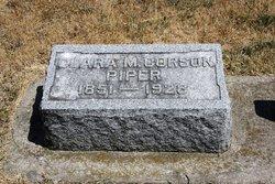 Clara M. <I>Corson</I> Piper