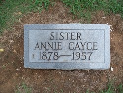 Annie Cayce