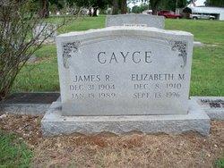 Elizabeth <I>Mabry</I> Cayce