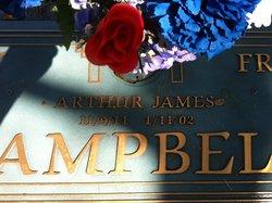 """Arthur James """"A.J."""" Campbell"""
