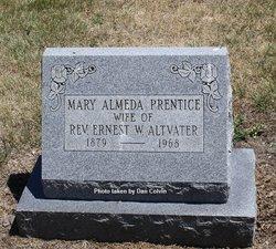 Mary Almeda <I>Prentice</I> Altvater
