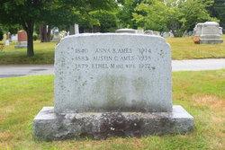Ethel Marion <I>Smith</I> Ames