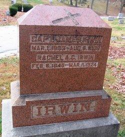 Rachel Ann Cissandria <I>Harlan</I> Irwin