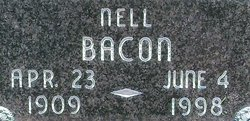 Nell Bacon