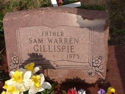 Sam Warren Gillispie