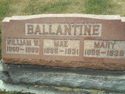 Mary <I>Collingwood</I> Ballantine