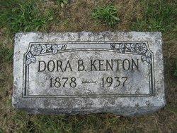 """Isadora """"Dora"""" <I>Bradley</I> Kenton"""