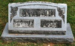 Pearl <I>Burdette</I> Anderson