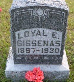 Loyal Ernest Gissenas
