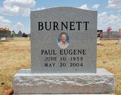 Paul Eugene Burnett