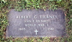 Albert Gerard Tierney