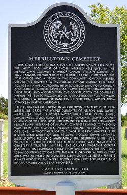 Merrilltown Cemetery